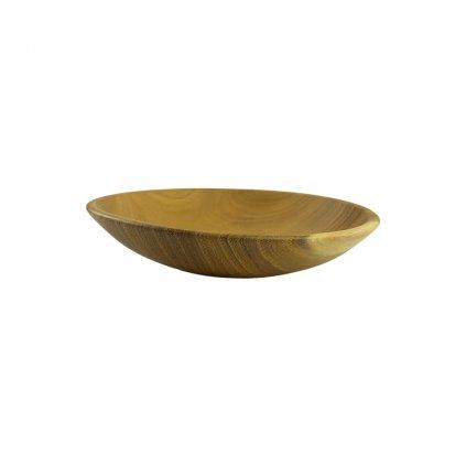 Dřevěná miska Trey, akát