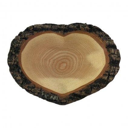 Dřevěná miska Ronny, jasan