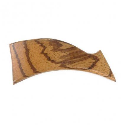 Dřevěná spona do vlasů Anthony