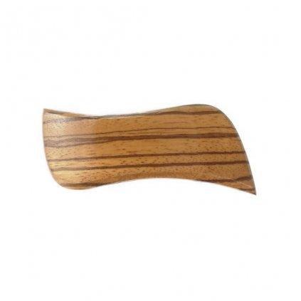 Dřevěná spona do vlasů Jennifer