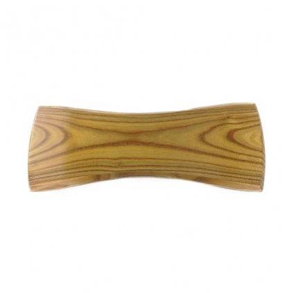 Dřevěná spona do vlasů Natali
