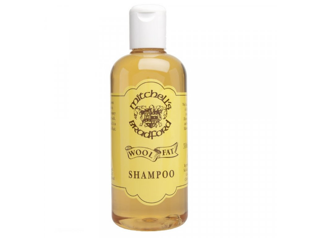 Mitchell's Wool Fat šampon 300 ml