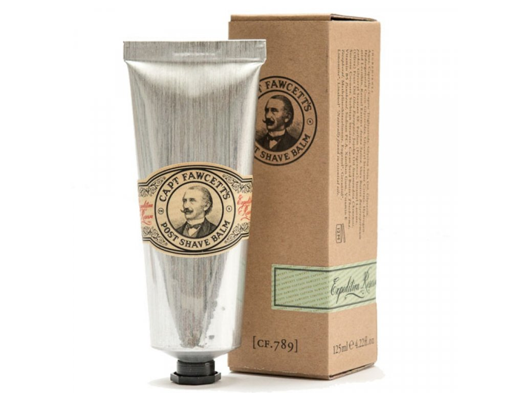 Captain Fawcett balzám po holení 125 ml