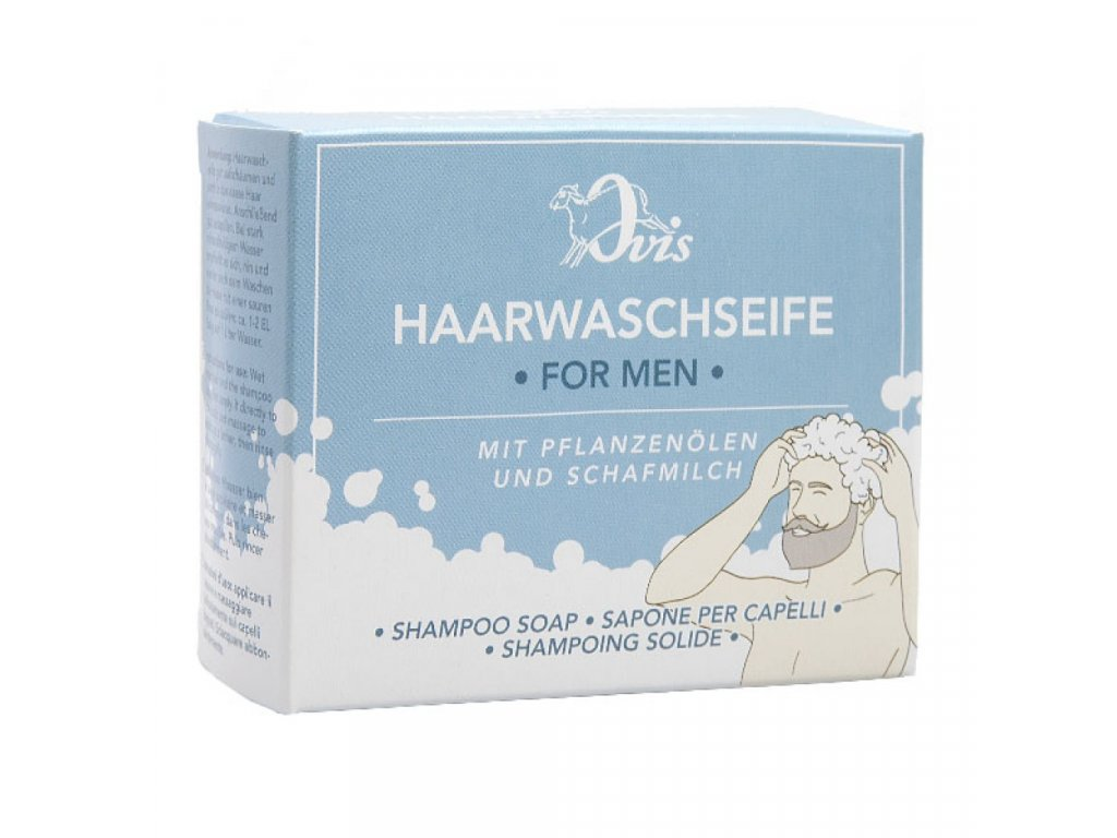 Ovis mýdlový šampon For Men 110 g