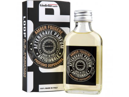 The Goodfellas' Smile Amber Fougere voda po holení 100 ml