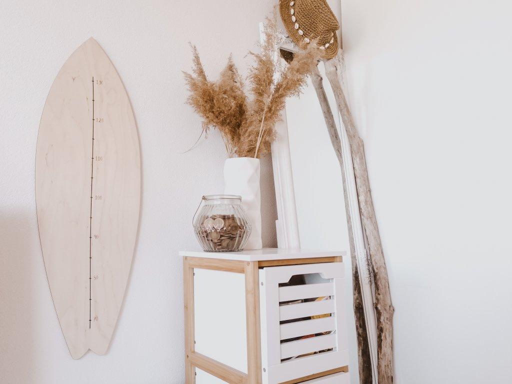 Dřevěný metr Surf