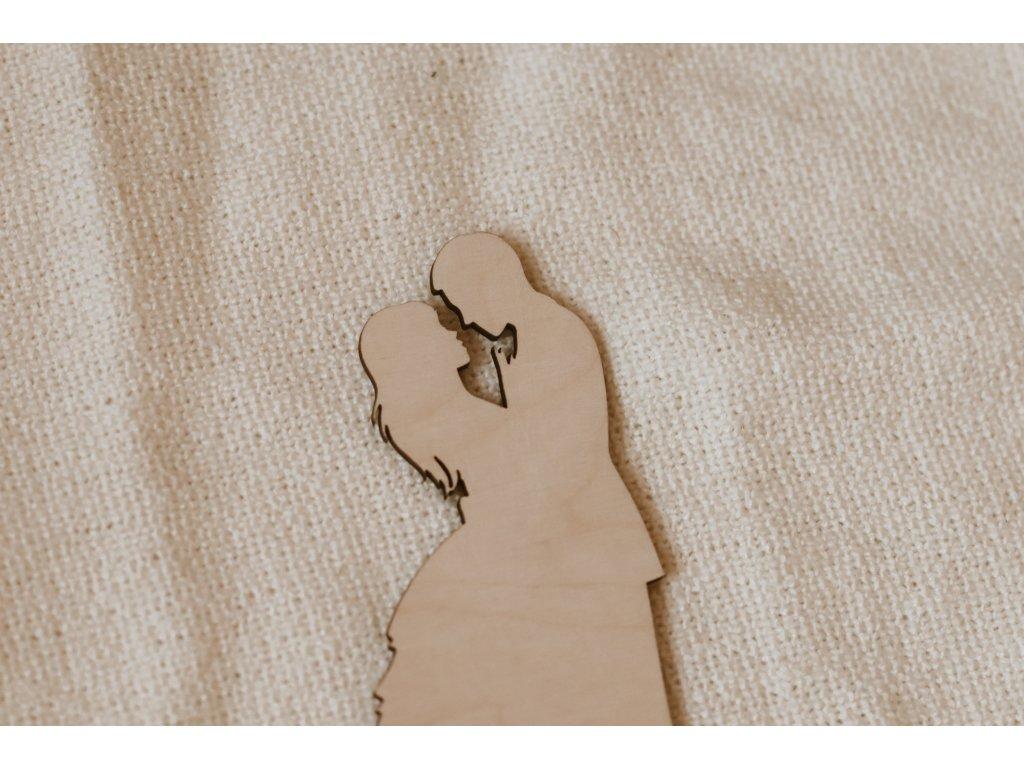 Svatební zápich - Novomanželé