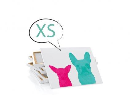 dvojpes XS