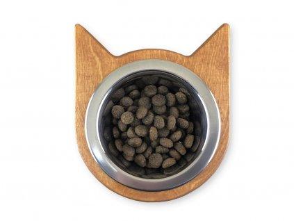 cat head bowl cedr 01w