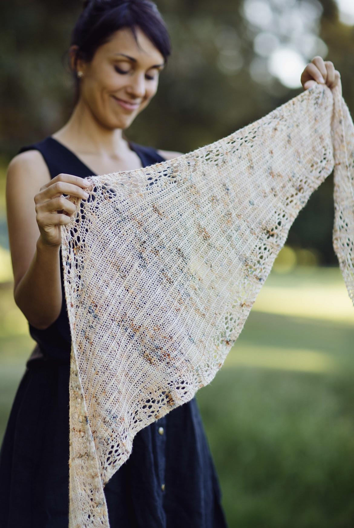 Slovníček zkratek - Venezia shawl