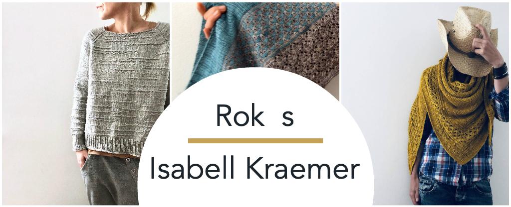 KAL, společné pletení - rok s Isabell Kraemer