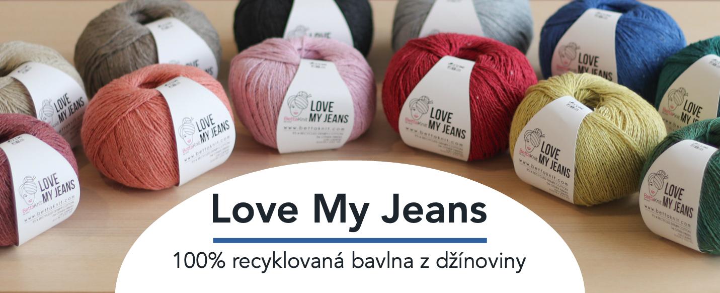 Love My Jeans bavlna