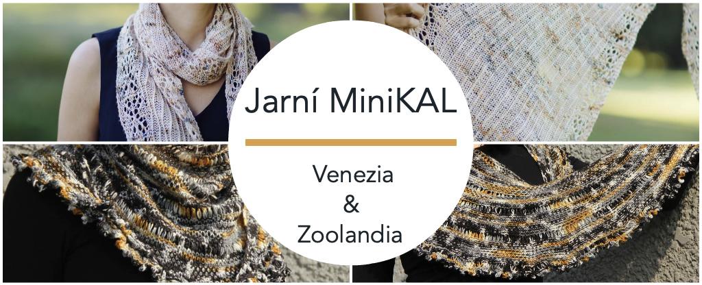 Jarní MiniKAL Venezia a Zoolandia