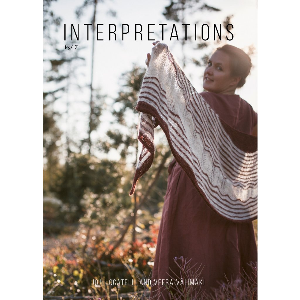 Interpretations Volume 7 cover Pom Pom Press2020