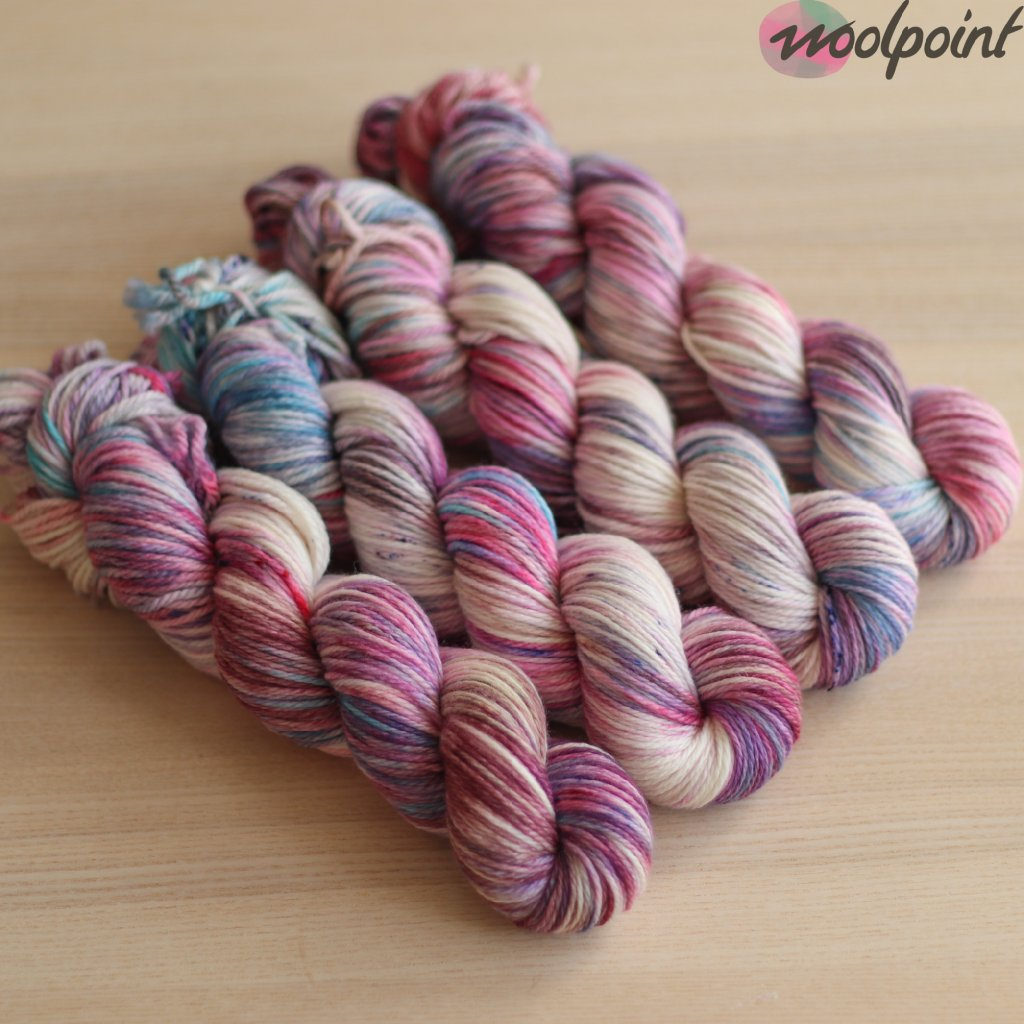 Hyacinth Chunky Limited Yeah!Dye for Zufibres