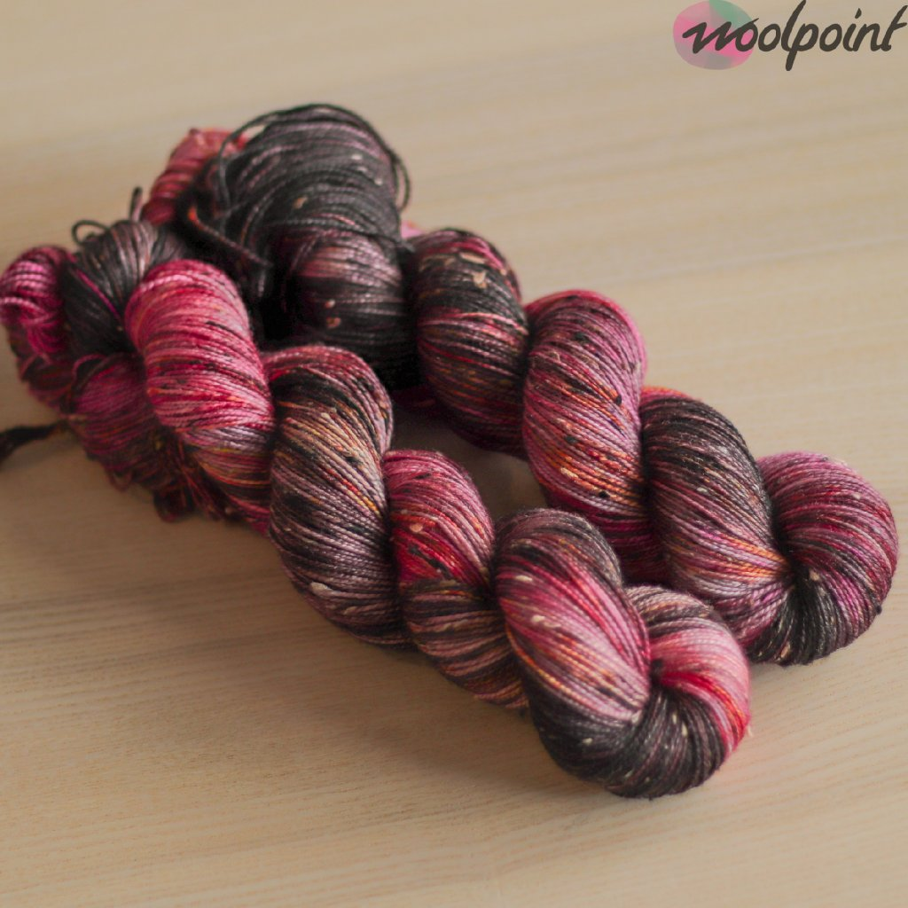 Ruby Donegal Nep Limited Yeah!Dye for Zufibres