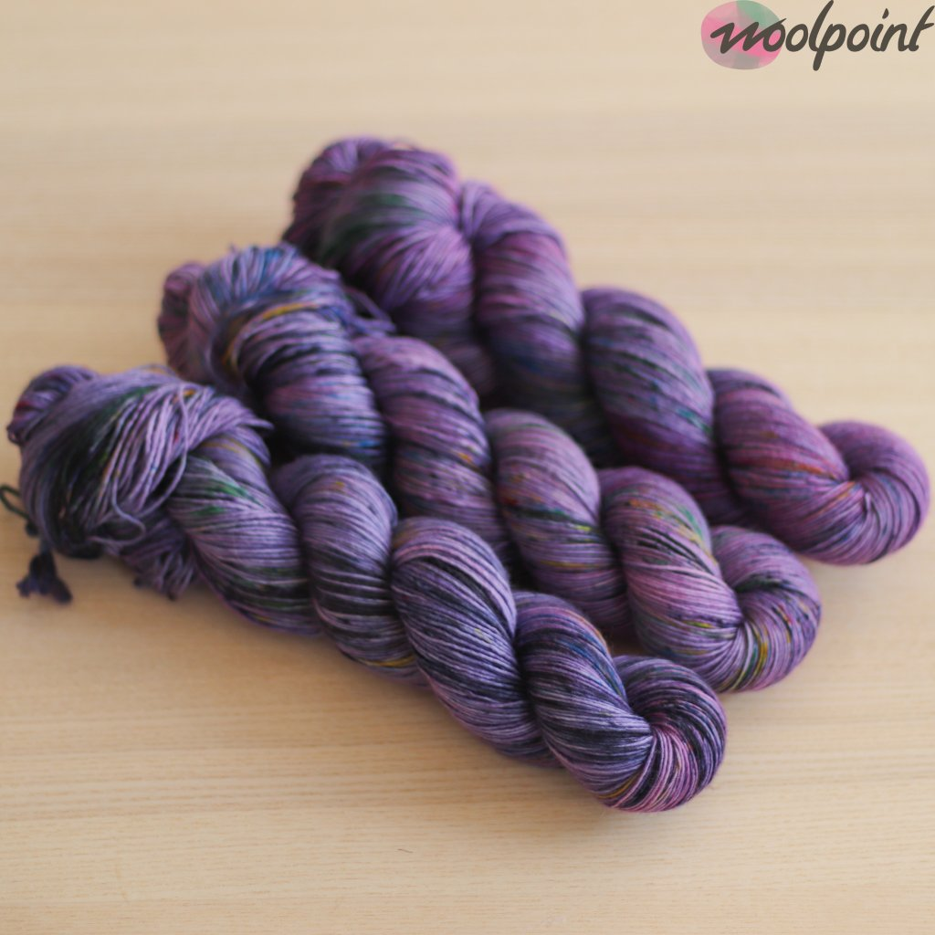 Gentian Singles Limited Yeah!Dye for Zufibres