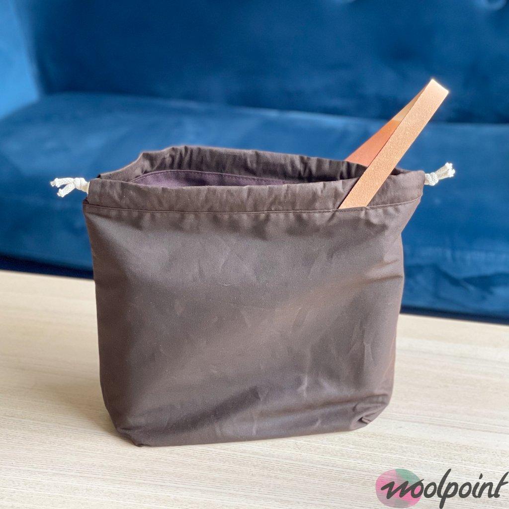 Projektová taška Pucek Bruno Oil Skin