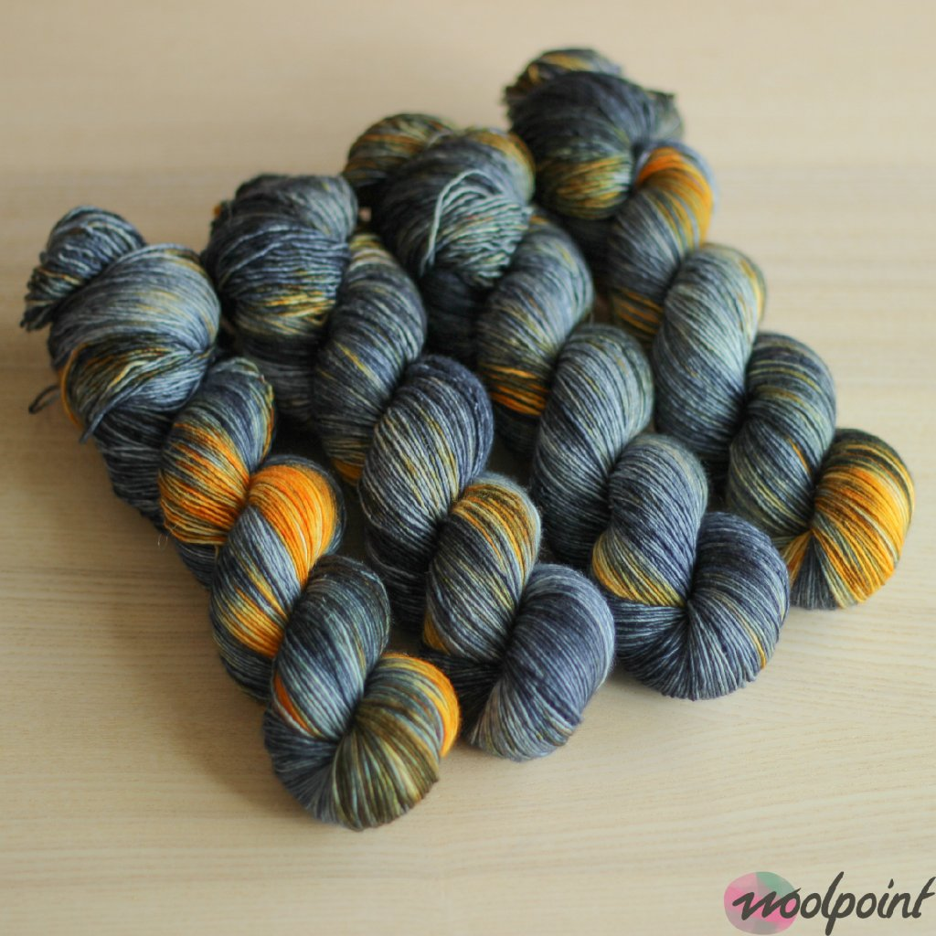Yule Singles Limited Yeah!Dye for Zufibres