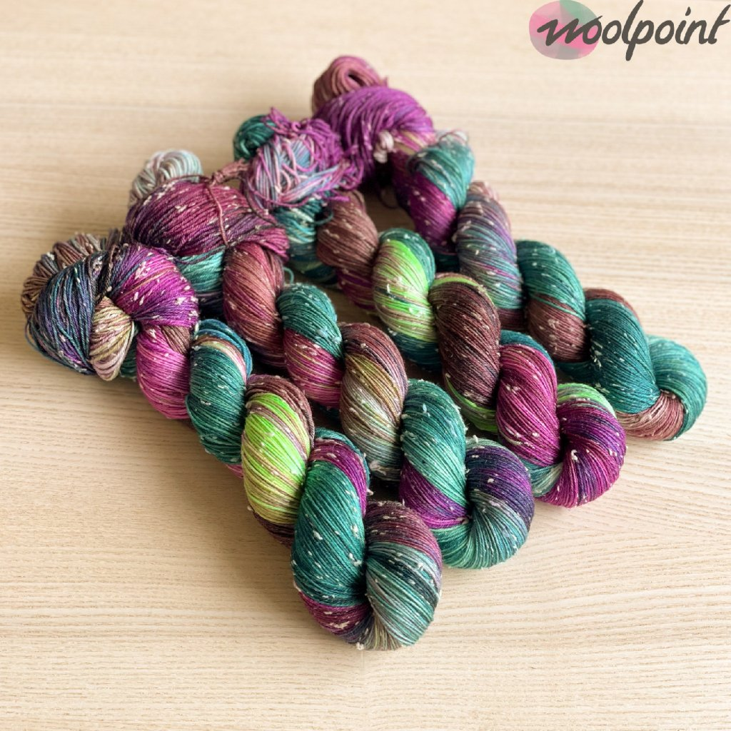 Cassiopeia Donegal Nep Limited Yeah!Dye for Zufibres