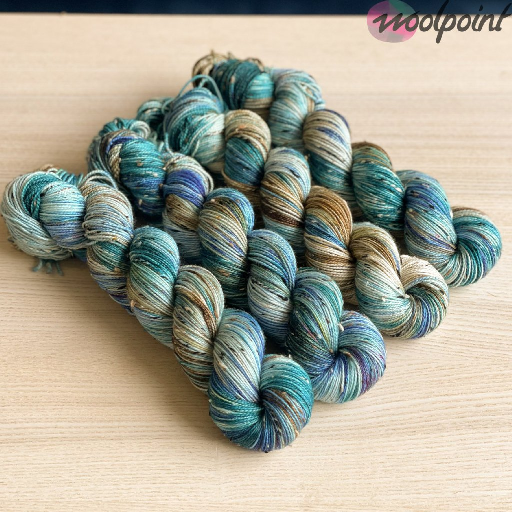 Nereid Donegal Nep Limited Yeah!Dye for Zufibres