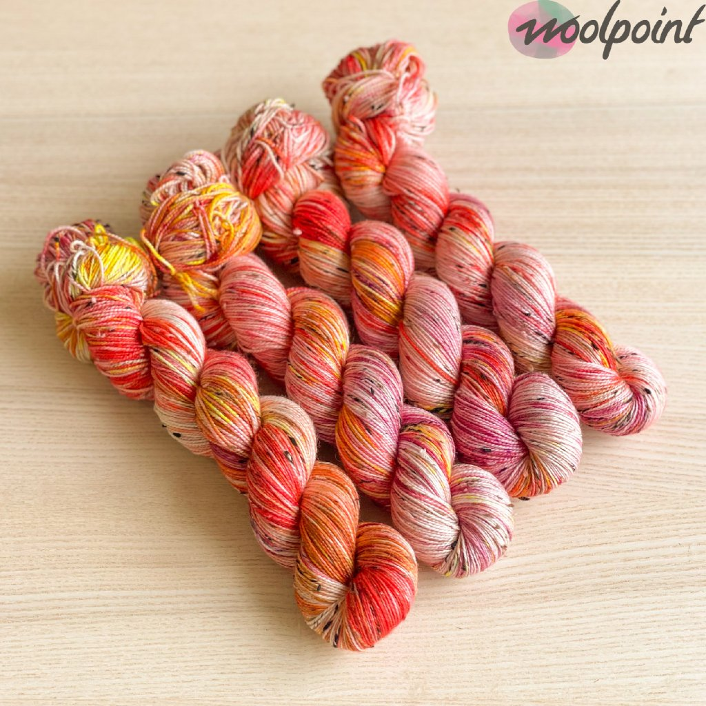 Calcifer Donegal Nep Limited Yeah!Dye for Zufibres