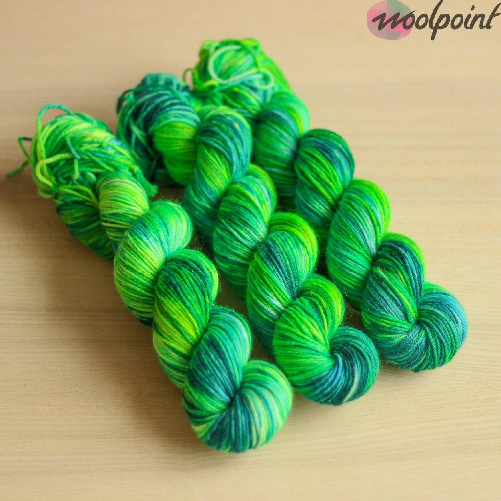 Fool's Garden DK Limited Yeah!Dye for Zufibres