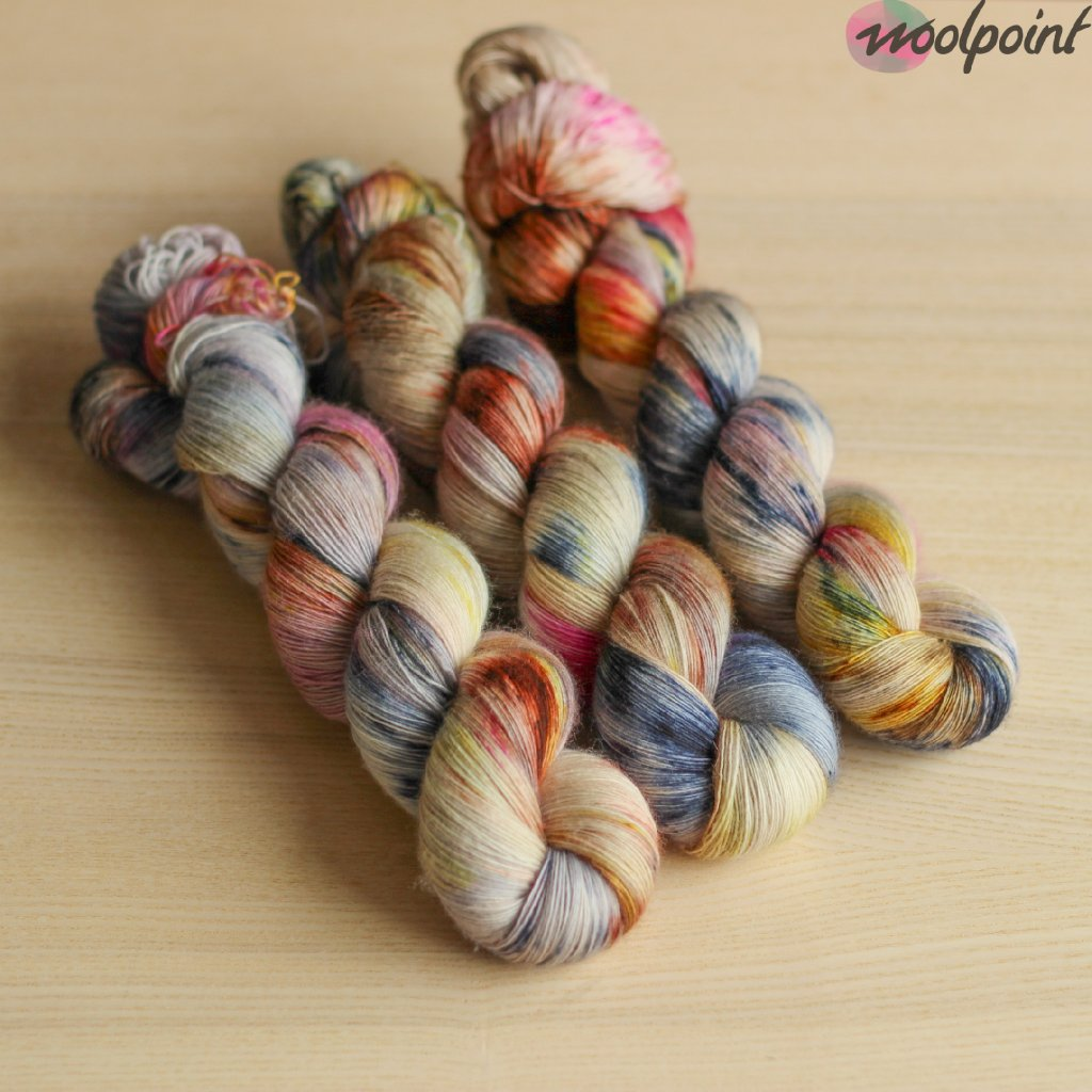 Beachglass Lace Limited Yeah!Dye for Zufibres