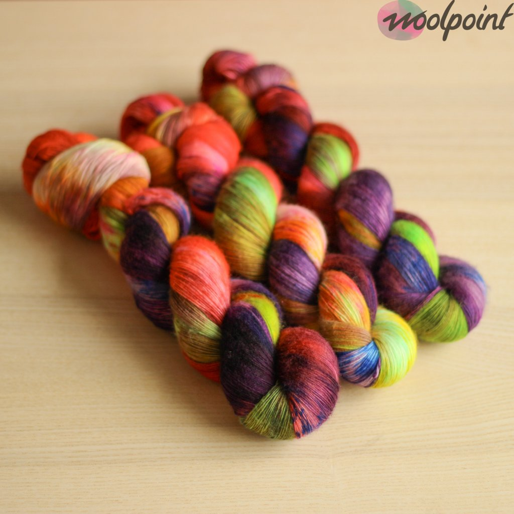 Wildlove Lace Limited Yeah!Dye for Zufibres