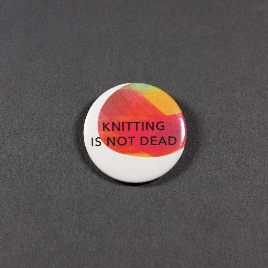 Knitting is not dead
