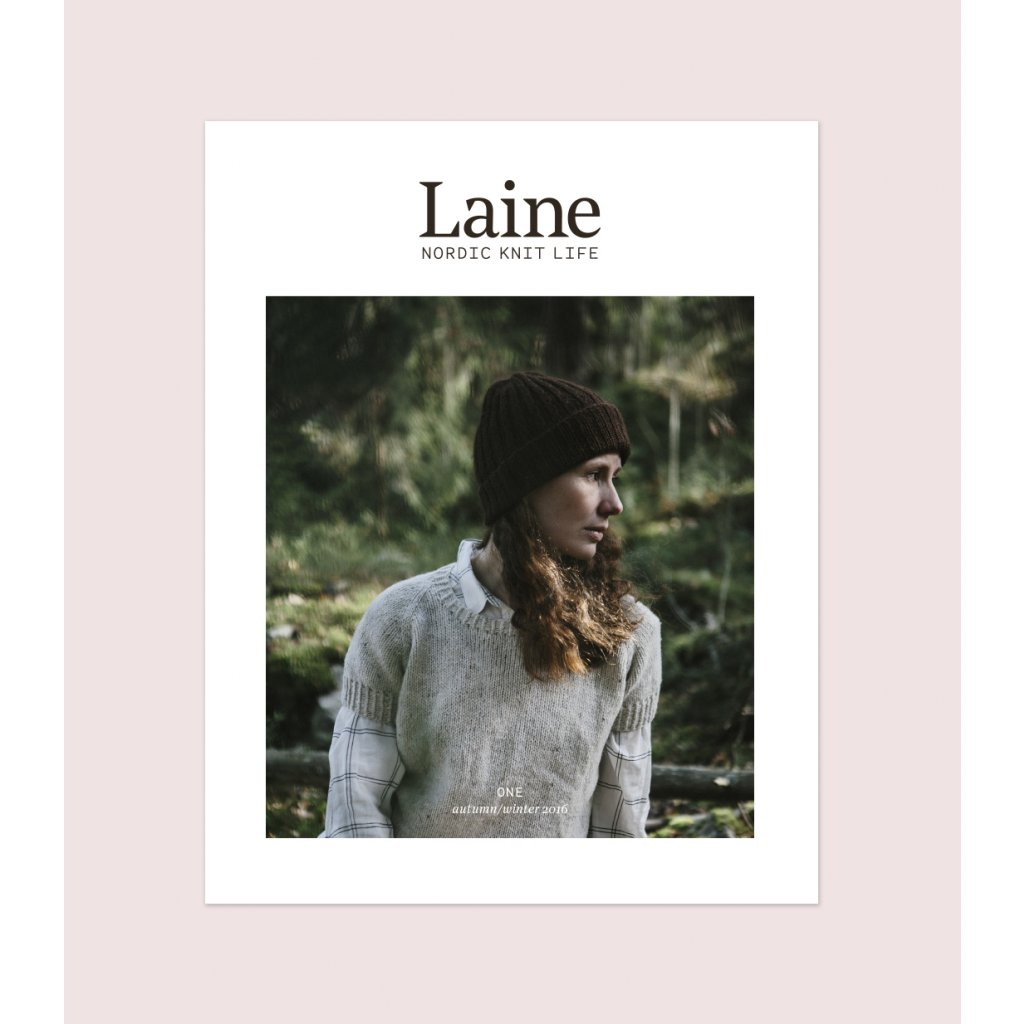 Laine issue 1 cover A2