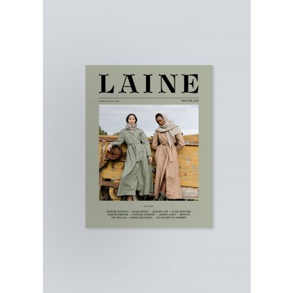 Laine NR10 Cover mockup
