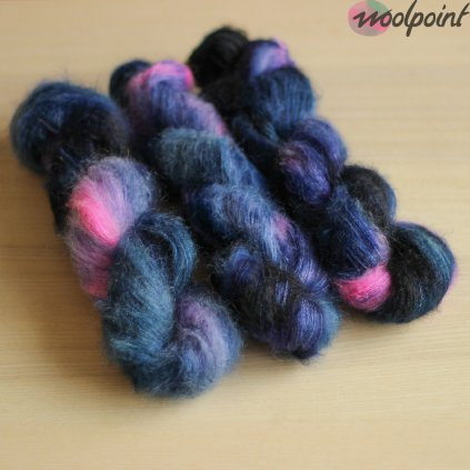 Noctilucent Kid Silk Limited Yeah!Dye for Zufibres