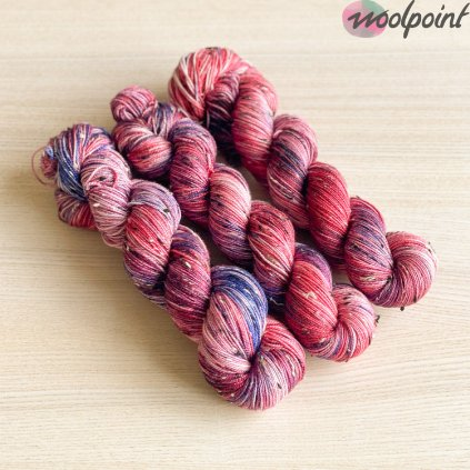 Syringa II. Donegal Nep Limited Yeah!Dye for Zufibres