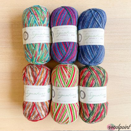 Signature 4 Ply - Christmas Collection