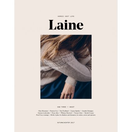 Laine 3 Cover