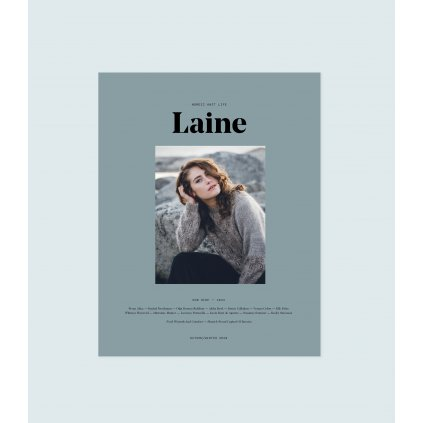 Laine 9 cover mockup