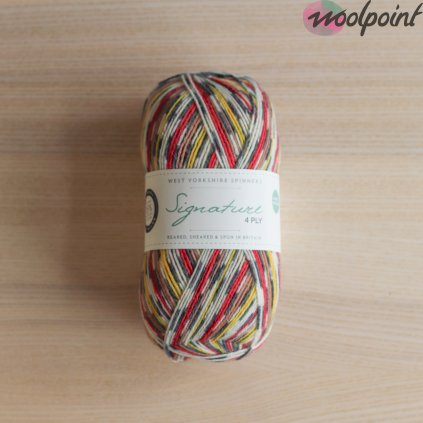 Signature 4 Ply - Country Birds