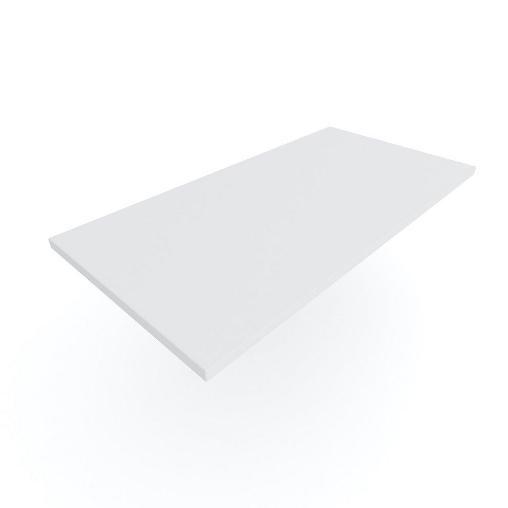 stolová deska bílá