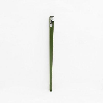 Wooders Czechia noha stolu 1100 tiptoe rosemary green