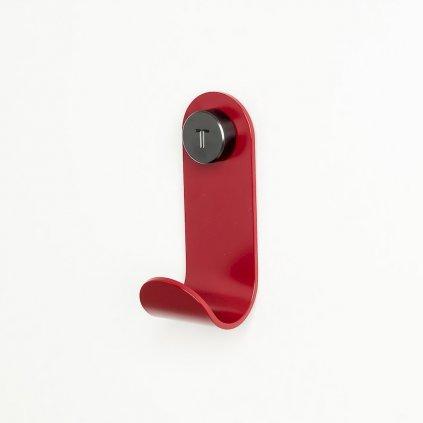 Wooders Czechia hacek JO tiptoe Crimson Red