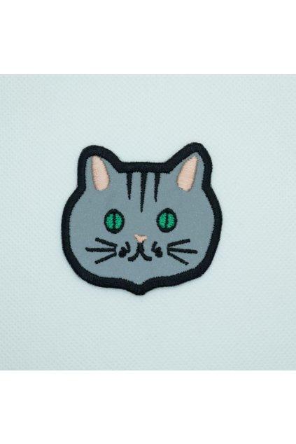 Nášivka/nažehlovačka CAT