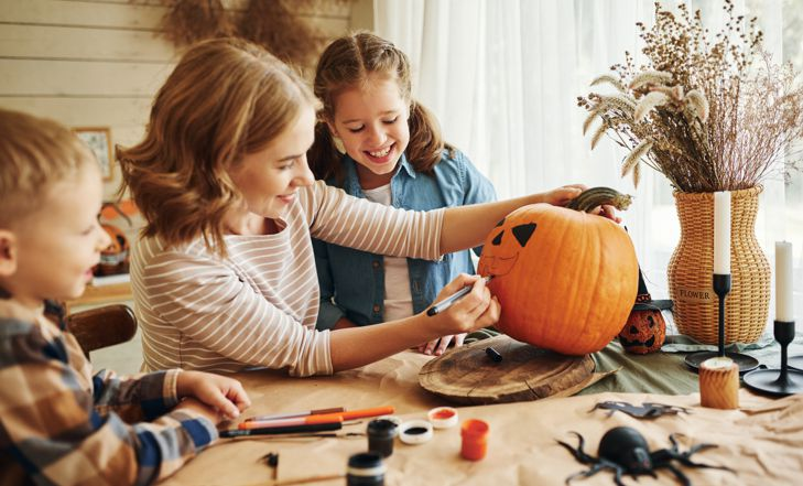 Rozjeďte podzim na kreativní vlně. S našimi produkty vás tvoření bude bavit.