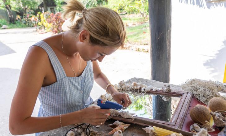 Tavné lepení, tvoření, DIY