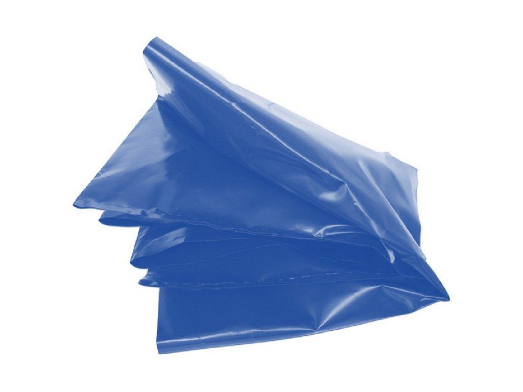 Pytel na stavební odpad modrý pevný 100x120cm 240l (3ks)