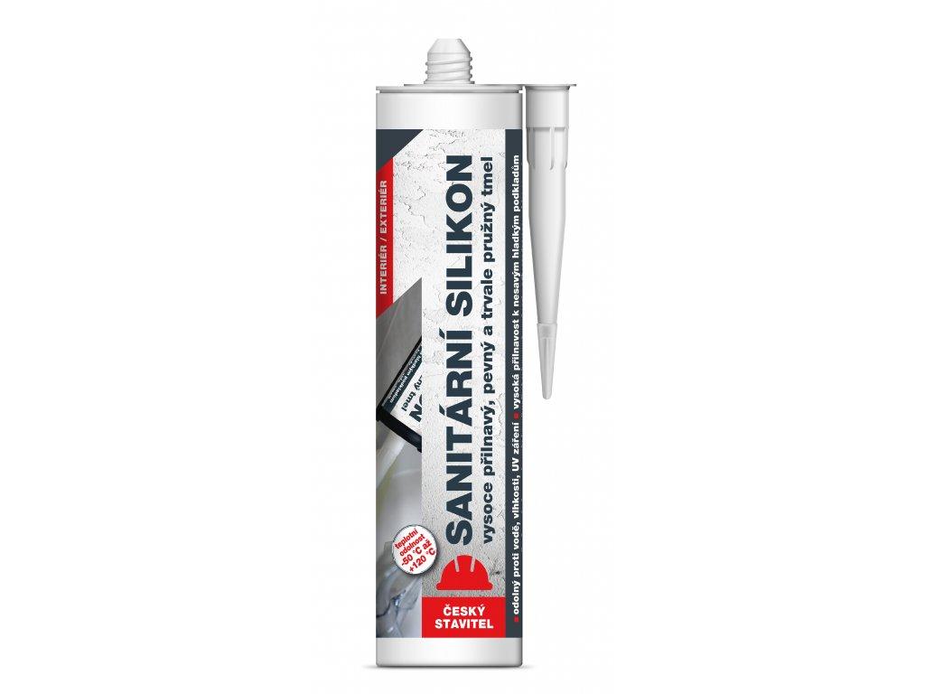 Sanitární silikon ČS 310ml