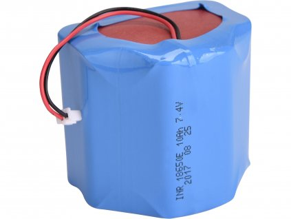 baterie náhradní 7,4V, Li-ion  43128B