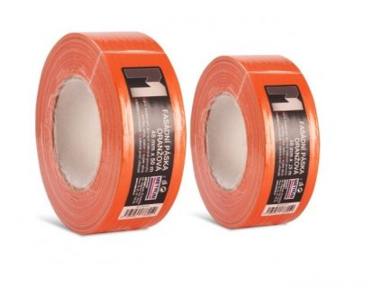 Fasádní páska oranžová ČS