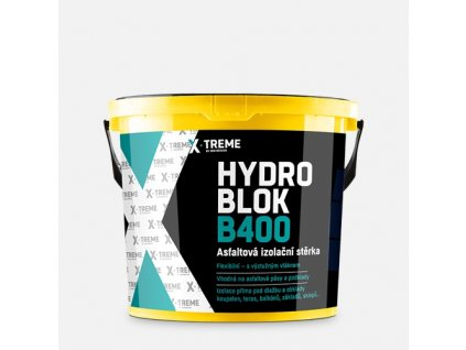 Asfaltová izolační stěrka HYDRO BLOK B400