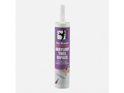 Akrylový tmel EXPRES bílý 310ml